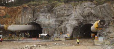El Túnel hasta hoy va cumpliendo con el cronograma: Luis Pérez