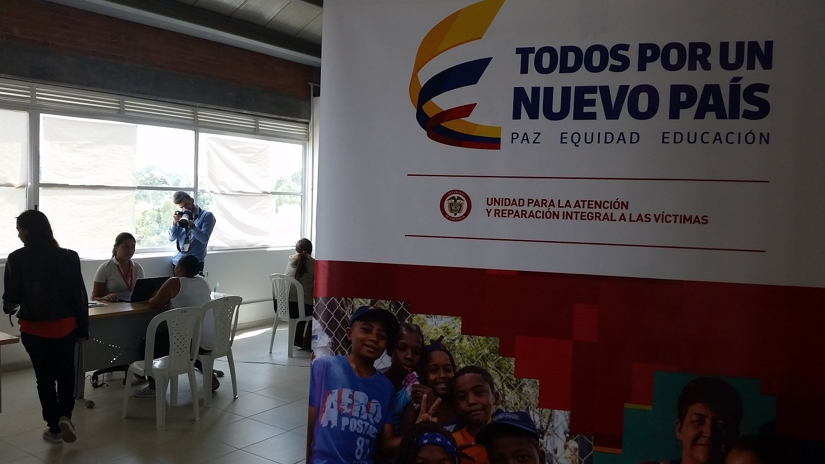 Caracterización a víctimas en Rionegro, garantizara soluciones efectivas