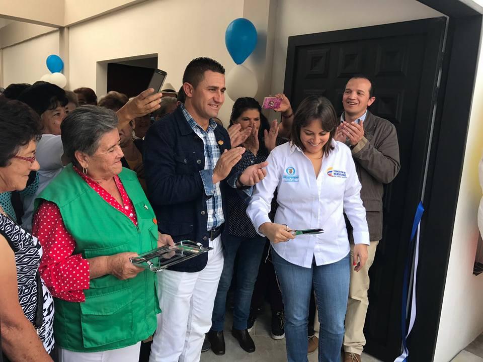 Marinilla inaugura su centro Gerontológico