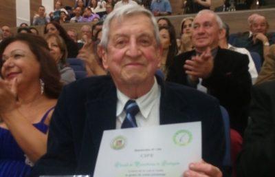 CIPE galardona periodista director del periódico El Comunero