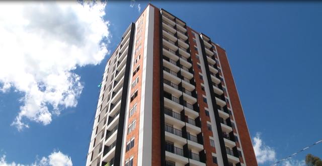 Desocupan edificio en riesgo estructural en Rionegro