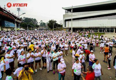 II  carrera de colores por la mujer en Rionegro