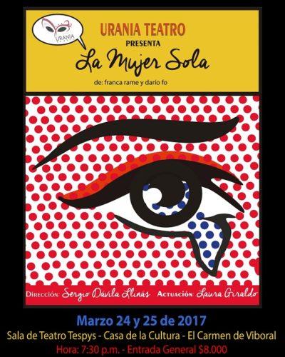 Fin de semana de teatro en EL Carmen de Viboral