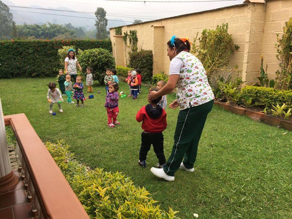 Atención a la primera infancia en La Ceja, una prioridad