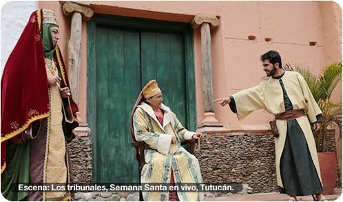 Semana Santa en vivo en Tutucán