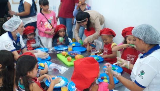 120 Niños Beneficiados con CDI en Rionegro