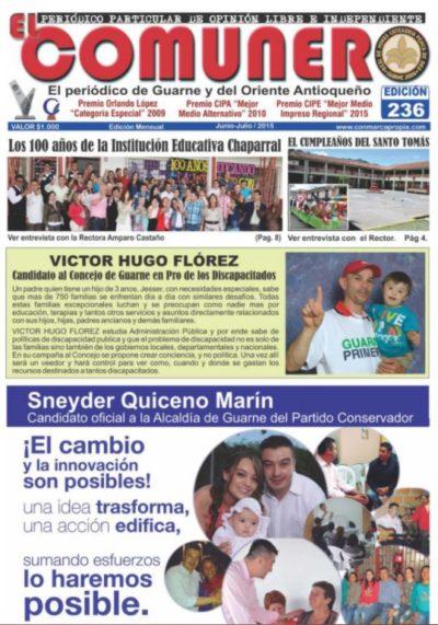 El Comunero Edición 236