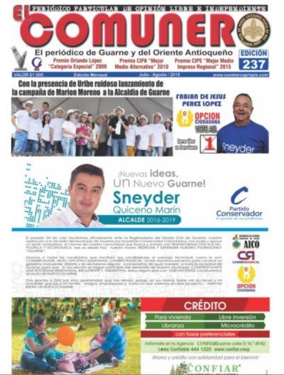 El Comunero Edición 237