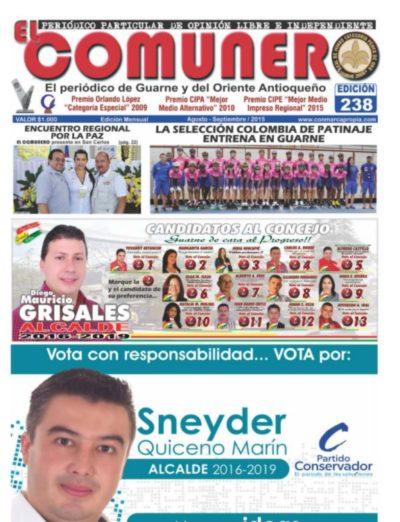 El Comunero Edición 238
