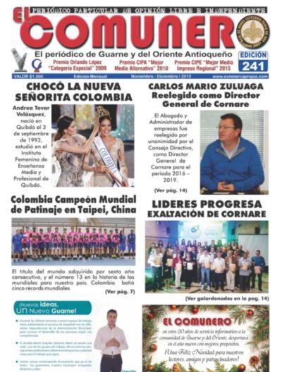 El Comunero Edición 241