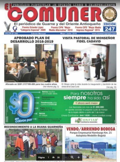 El Comunero Edición 247