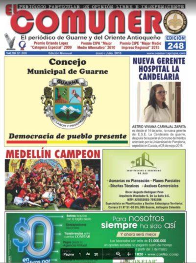 El Comunero Edición 248