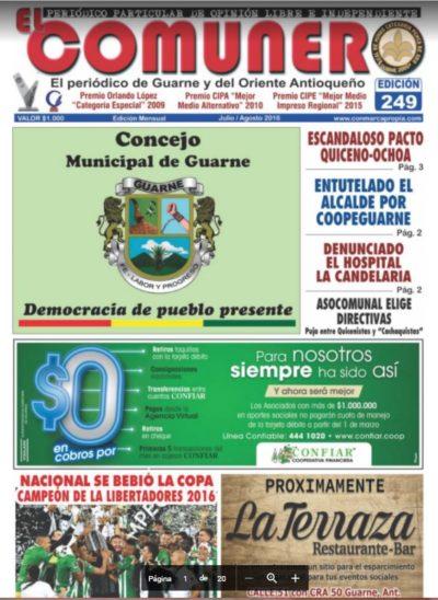 El Comunero Edición 249