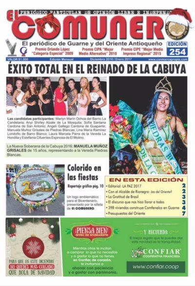El Comunero Edición 254