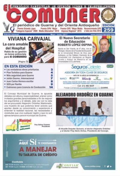 El Comunero Edición 259