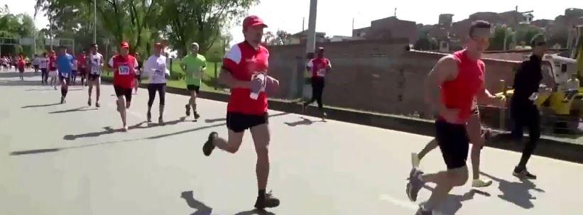 Este 11 de junio será la Media Maratón de Rionegro
