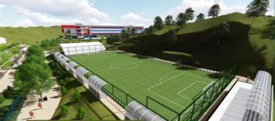 Edeso recupera espacios deportivos en Rionegro
