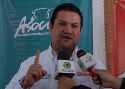 Rionegro construirá 100 km de vías terciarias