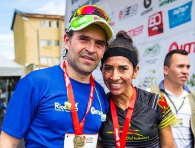 Media maratón ciudad de Rionegro