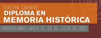 Diplomado en Memoria Histórica