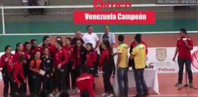 Concluyó I Copa Ciudad Rionegro de Voleibol