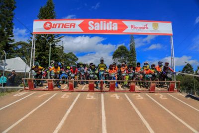 Rionegro recupera su pista de Bicicros