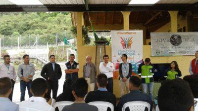 Líderes de la región apoyan la juventud guarneña