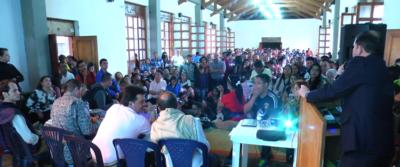Autoridades sorprendidas por cantidad de venezolanos en Rionegro