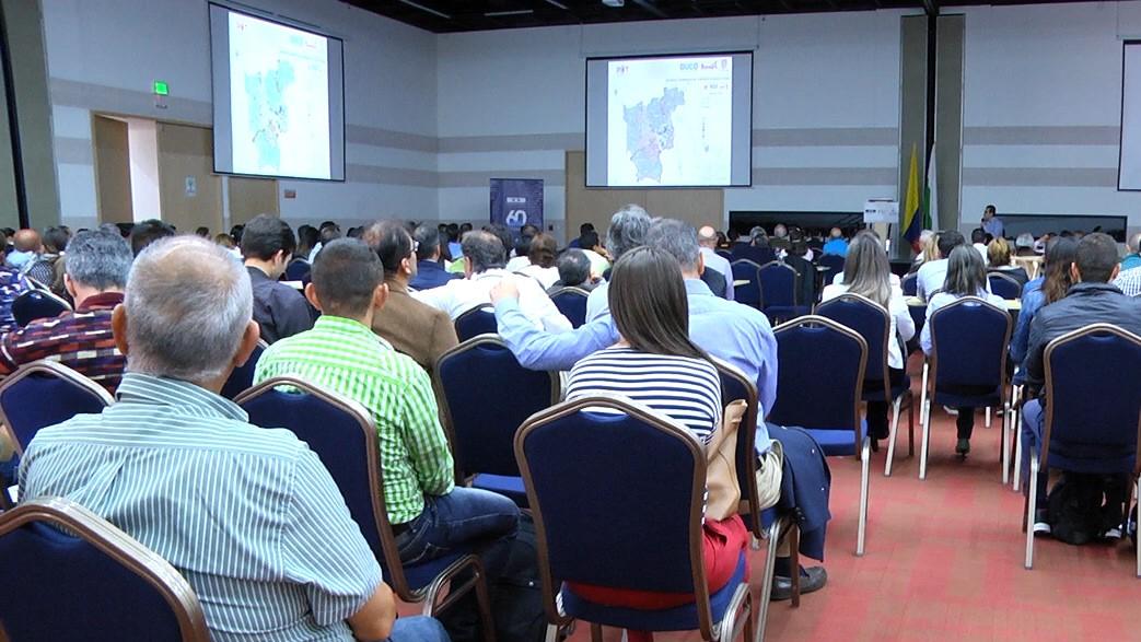 Ciudadanía conoce el Plan de Ordenamiento Territorial de Rionegro