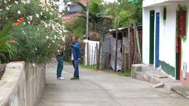 Ciudadano pide ayuda ante situación sanitaria de su vivienda