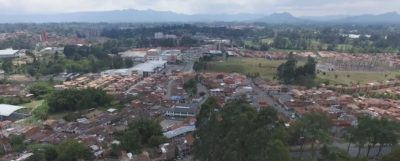 41 mil millones se invertirán en vías del barrio El Porvenir de Rionegro