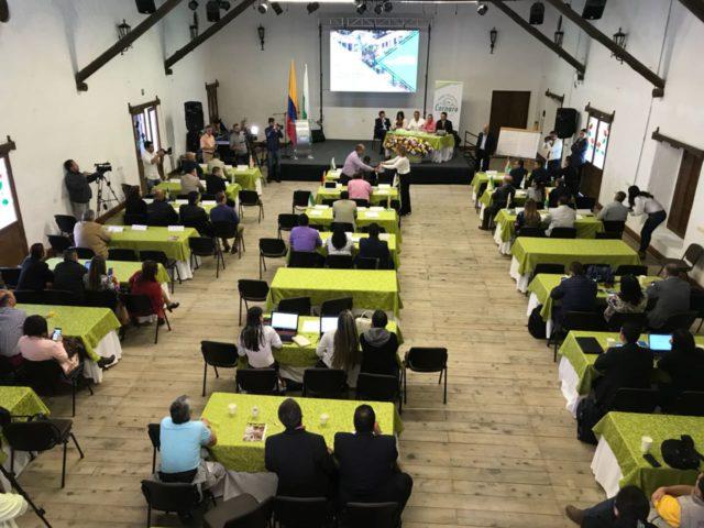 Cornare presentó su informe de gestión 2017
