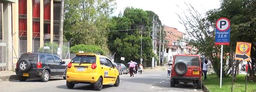 Rionegro ya tiene Zonas de Estacionamiento Regulado
