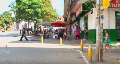 EDESO interviene 1.800 metros de andenes en Marinilla