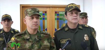 Operativo policial contra el hurto a fincas en Oriente Antioqueño
