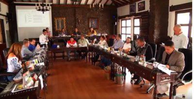 Enlace Ciudadano-Estado expuesto en Concejo de Rionegro