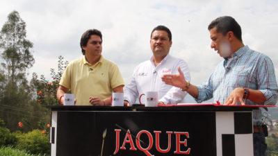 Jaque, invitado Rodrigo Hernández
