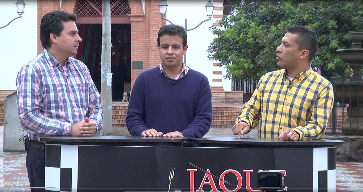 Jaque, Juan Sebastian Castro Henao Concejal Rionegro