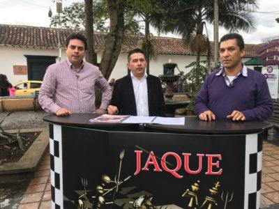JAQUE, Ricardo Nieto Concejal de Rionegro