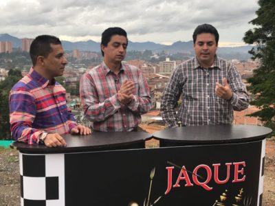 JAQUE, David Quintero Gerente SOMOS Rionegro