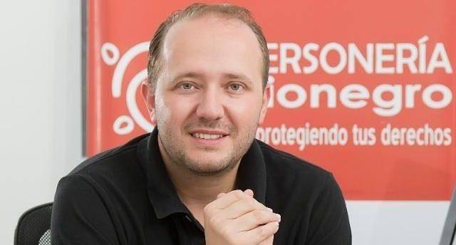 Renuncia a su cargo Personero de Rionegro