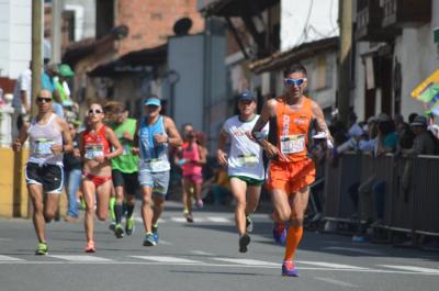 Lista X Media Maratón de La Ceja 2018