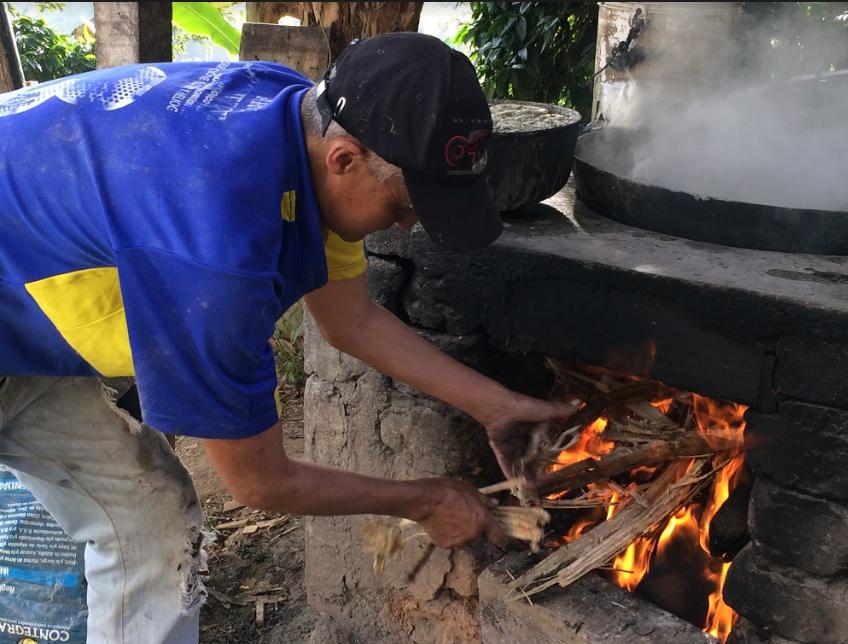 Alberto Agudelo y su producción de panela en Rionegro