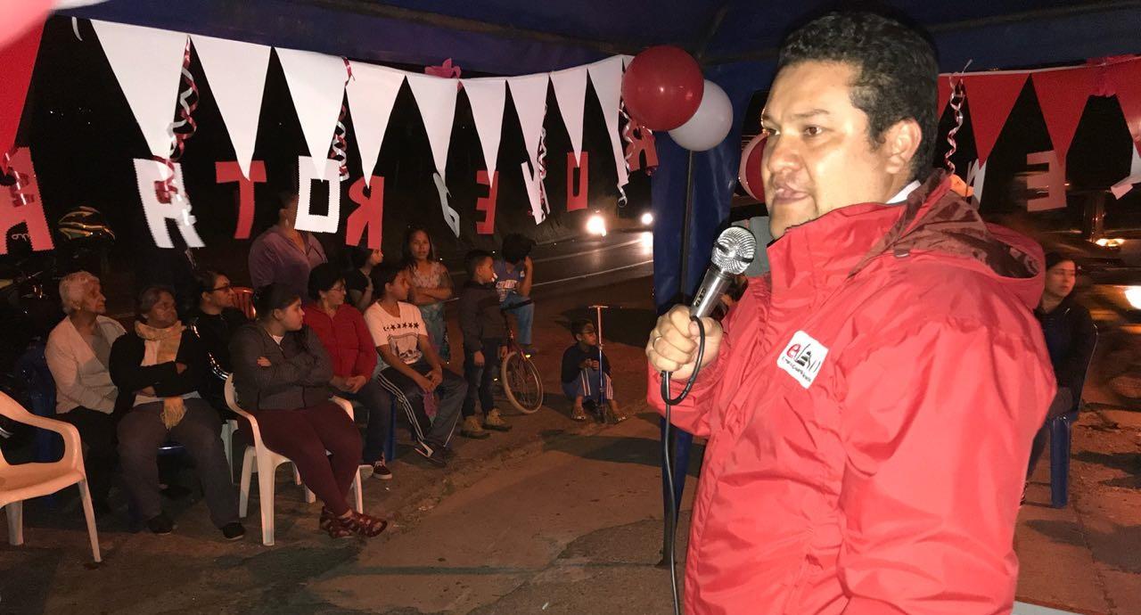 EDESO entrega placas en el Corregimiento Sur de Rionegro