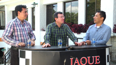 Jaque, Invitado Carlos Marío Zuluaga, Director General Cornare