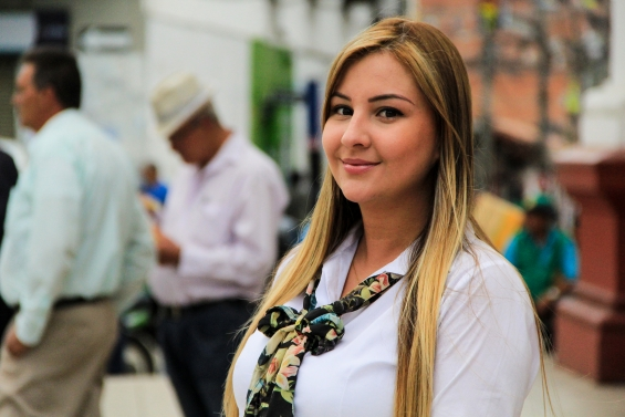 Daniela Torres, Secretaria de Desarrollo Económico