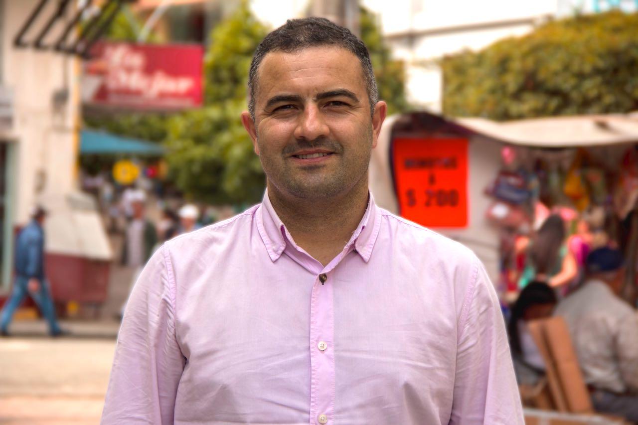 Lisardo Murillo Srio. Desarrollo Economico