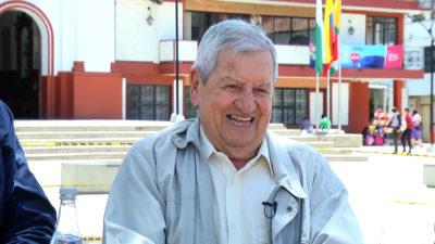 Jaque, Tulio Torres Zabala Director-Fundador El Comunero