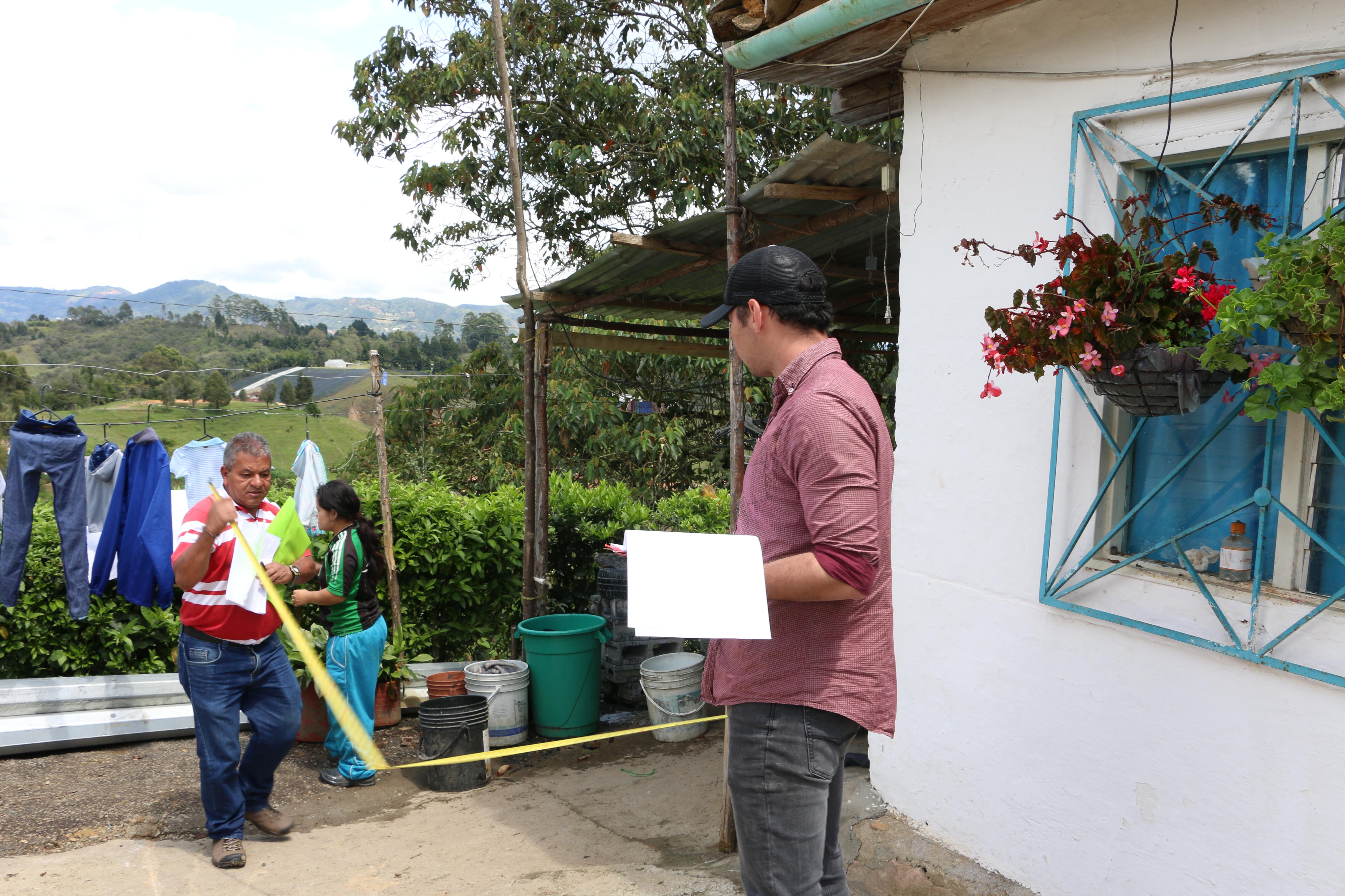 Edeso mejora el tratamiento de aguas residuales de 300 familias rurales