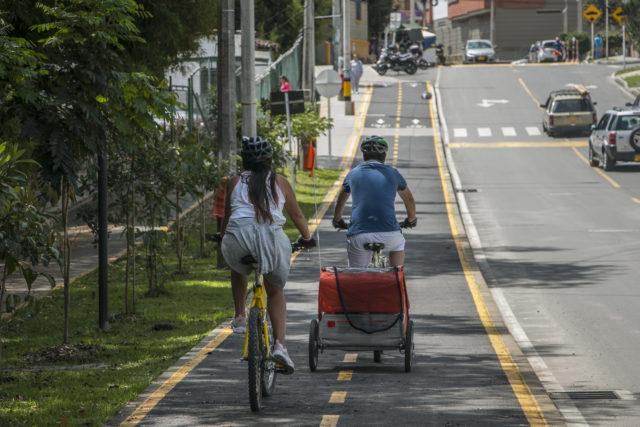 Ciclorutas y Andenes mejoran calidad de vida de rionegreros